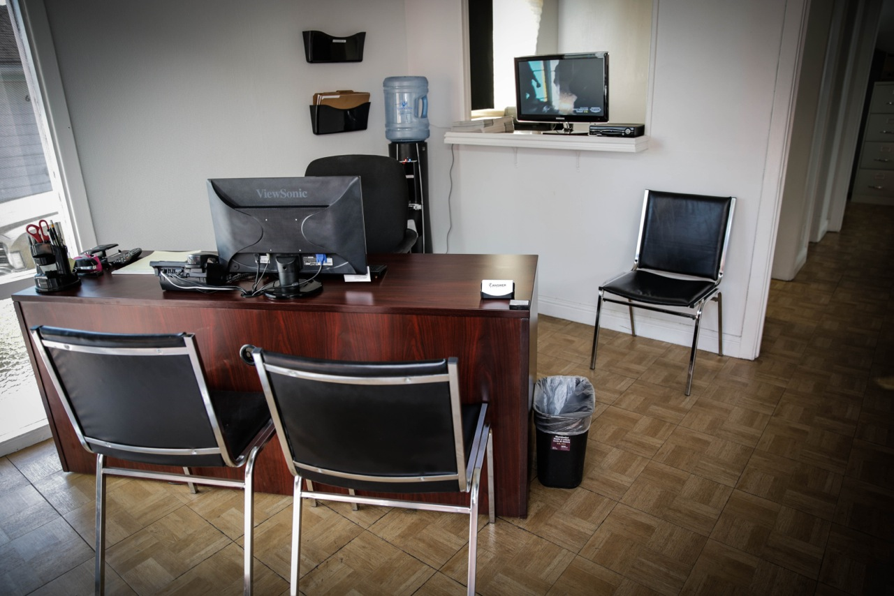 Three Things You Will Find in the Office of a Bail Bondsman