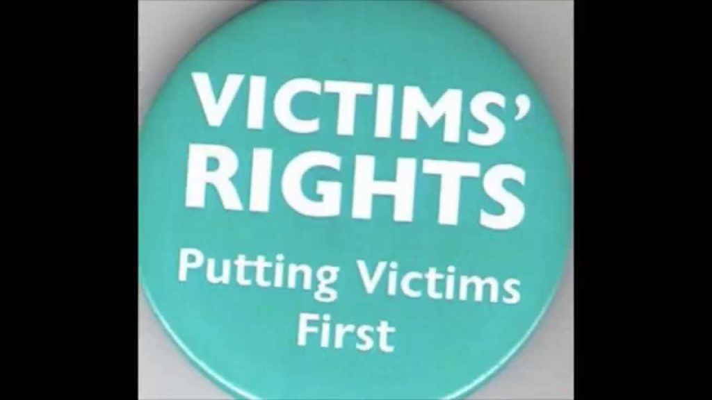 Your Rights as a Victim in the State of Oklahoma